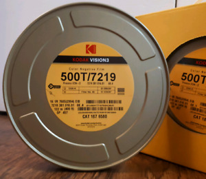 Kodak 16mm colour negative 400feet roll