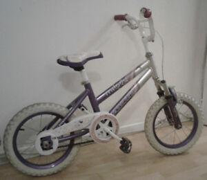 """Girls Avigo Melody 14"""" bike"""