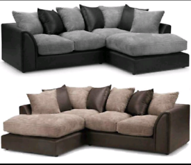 SPECIAL SALE OFFERS ON SOFA SETTEE CORNER 3 + 2 SETS FREE DELIVERY UK