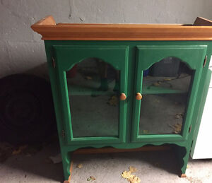 real wood hutch and buffet London Ontario image 2