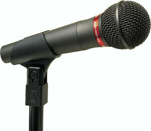 Audio-Technica Unidirectional Dynamic Microphone ATM41a