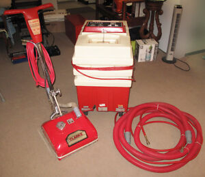 Clarke Model PB 30 Floor and Carpet Cleaner