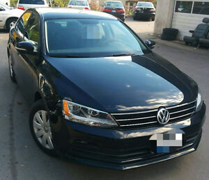2015 Volkswagen Other Trendline+ Sedan
