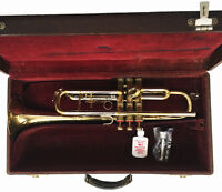 "Besson ""Brevette"" Bb Trumpet Outfit"