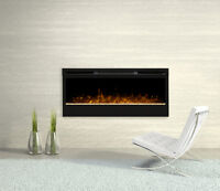 Dimplex BLF50 Synergy Electric Wall Mount Fireplace