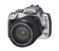 Canon Rebel XT DSLR - Trade for Bike,Bike Gear or Electronics