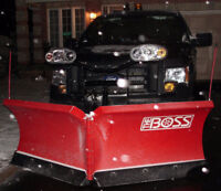 Snowplowing / Snow Clearing Services