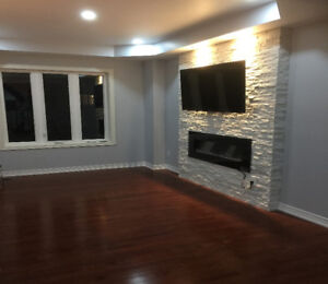 Whole 4bdr for rent Vaughan- Maj.Mackenzie/Dufferin