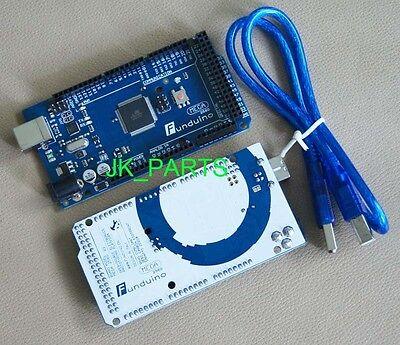 Funduino Mega2560 R3 Atmega2560-16au Board Arduino-compatible Free Usb Cable