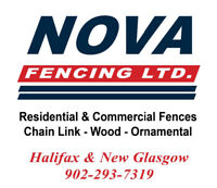 Fence Builder - Nova Scotia