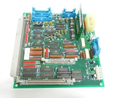 Sumitomo Heavy Industries Pc Board Ja762914cc