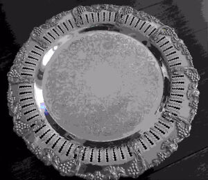 Antique silver-plate items Strathcona County Edmonton Area image 4