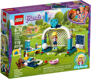 SAVE $6 Lego Friends Stephanie's Soccer Practice Steph's Bedroom