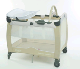 Greco Countor Electra Travel cot