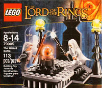 LEGO (NEW, Sealed) Lord of the Rings Wizard Battle