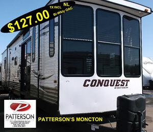 PARK MODEL,CONQUEST 399 DLS,MONCTON