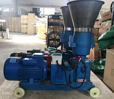 3mm 3kw Farm Animal Pellet Mill Chicken Feed Pellet Duck Mill Machine 220v New