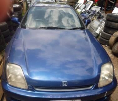 1997 Honda Prelude Coupe Blue