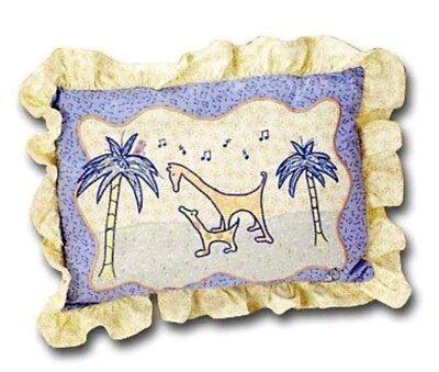 2001 John Lennon Nursery Decor Pillow Real Love Musical Parade NEW Deadstock](Parade Decorations)