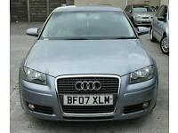 07 Reg AUDI A3 GREAT CONDITION