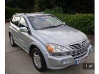 Ssangyong Kyron Automatic