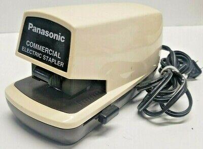 Panasonic Commercial Electric Stapler As-300n