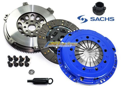 STAGE 2 CLUTCH KIT+SACHS BEARING+CHROMOLY FLYWHEEL BMW M3 Z M COUPE ROADSTER E36