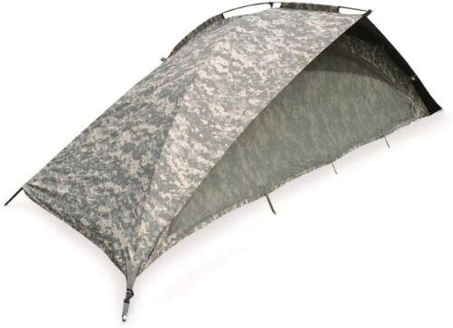 USGI Military Tent Improved Combat Shelter Digital ACU ICS Backpacking