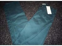 BNWT Peacocks Skinny Jeans Size 10- Green