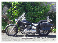 Yamaha XVS1100 Dragstar Very low miles only 5600 MINT& £2kExtras Swap Rocket 3 Ducati Diavel Victory