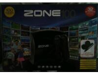 Zone 100 wireless games