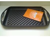 Le creuset grill