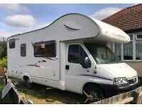 PARKING WANTED for a Motorhome in North London
