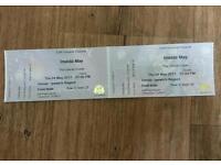 2 x Imelda May tickets Thurs 4th May Ipswich Regent