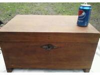 Antique Indian box