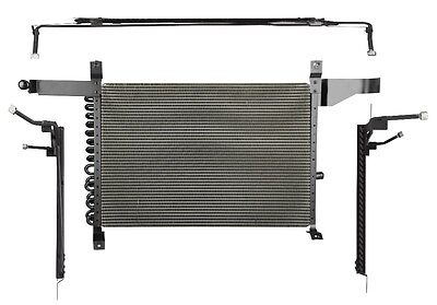 NEW A/C Condenser FOR 1980 1981 1982 1983 Ford F-100
