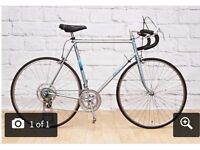 Raleigh vintage bike in very good condition
