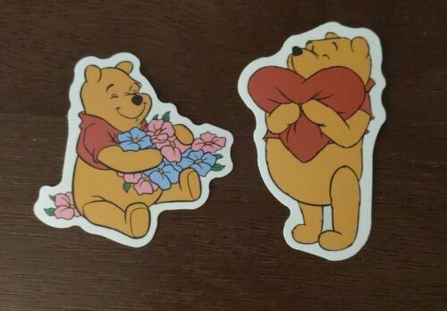 Disney Stickers - Lot Of 2 - Winnie The Pooh  - $0.99