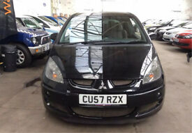 Mitsubishi Colt CZT 1.5 Black Hawk Edition (only 200 made)