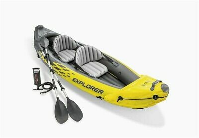 Kayak canoa hinchable Intex 68306 Challenger K2