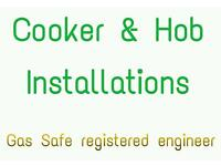 Gas engineer, Cooker and Hob Installations, Plumber