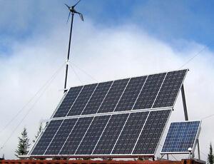 Pompe solaire 12 volts ITT Série 4000 chalet, bovins, irrigation Québec City Québec image 6