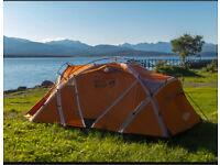 Mountain hardwear 4season tent