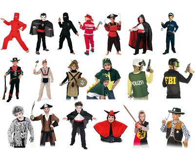 Fries Fasching Karneval Halloween Kinder Jungen Kostüm Teenie Kleinkinder