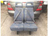 Minibus Double seat