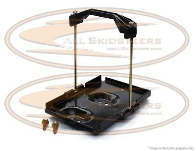 Bobcat 751 753 F C Series Battery Tray Hold Down Kit Bracket Skid Steer Pan