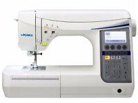 NEW Sewing Machine Juki HZL-DX5