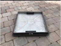 Brand New Recessed Paviour Manhole Cover 450x450mm