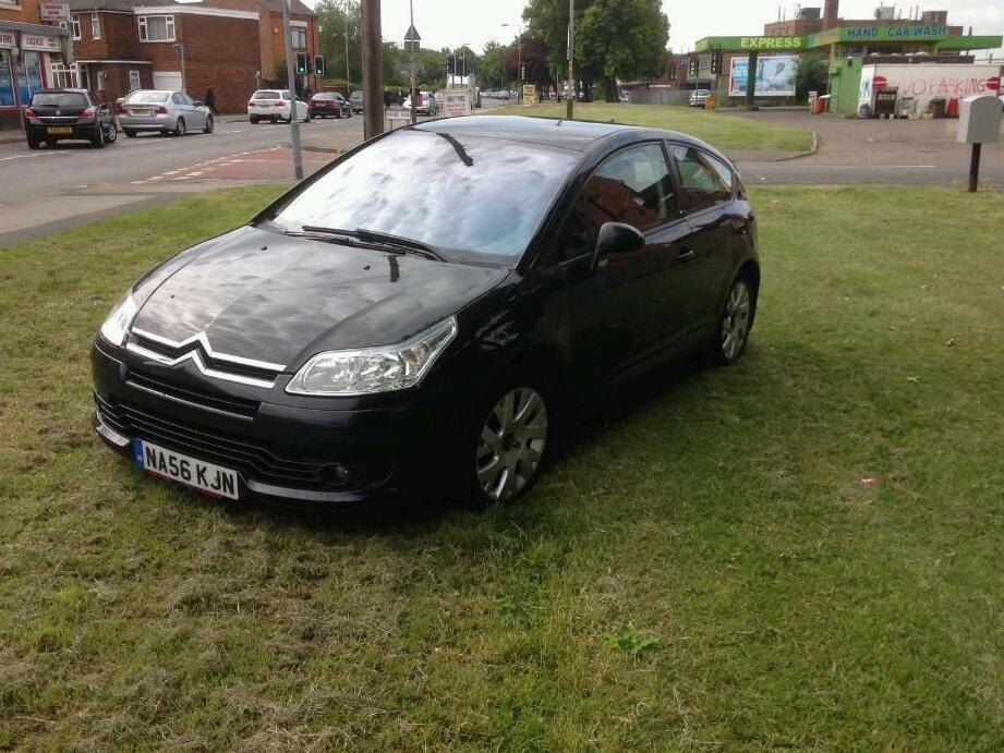 citroen c4 hdi coupe black 2006 in peterborough cambridgeshire gumtree. Black Bedroom Furniture Sets. Home Design Ideas