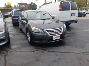2015 Nissan Sentra SV- REAR VIEW CAMERA, HEATED FRONT SEATS